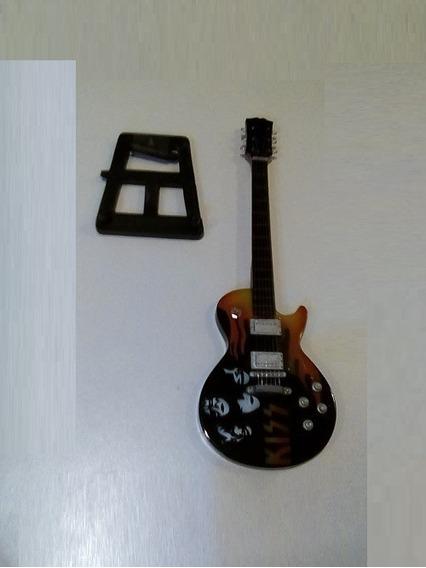 Guitarra De Colección Gibson Les Paul Kiss