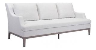 Sofa Para Exterior Modelo Ojai - Blanco Këssa Muebles