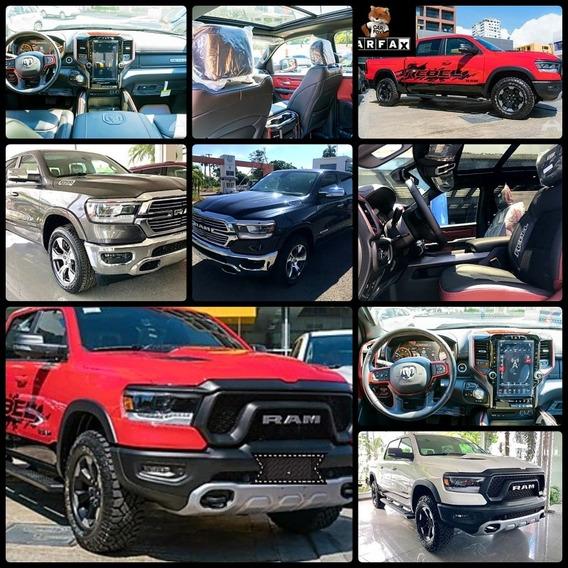 Dodge Ram Rebel / Laramie 1500 4x4