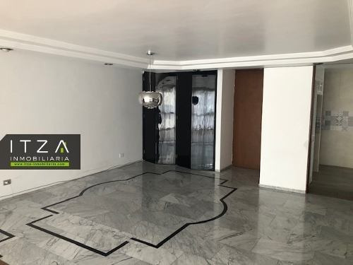 Departamento En Emerson, Col. Polanco
