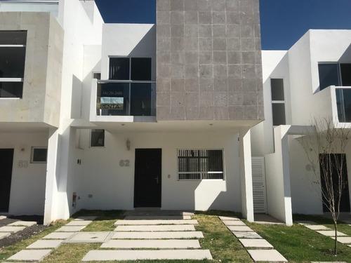Casa En Renta Paseo San Junipero Queretaro,
