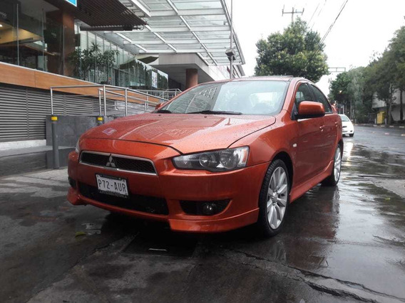Mitsubishi Lancer 2011 2.4 Gts Qc Cd Sun & Sound At