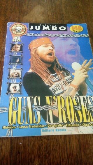 Clip Rock Coleção Jumbo Guns N Roses Escala
