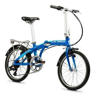 Bicicleta Pleggo Full Olmo Entrega Gratis Cap. Fed. Y Gba.!!