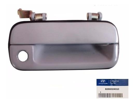 Maçaneta Dianteira Hyundai Excel 92/95 Direita 8266024010 -