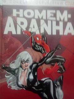 Homem-aranha Salvat Marvel Hq Quadrinhos Capa Dura