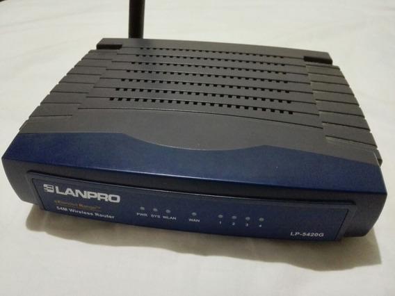 Router Lanpro 5420g