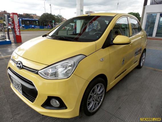 Taxis Hyundai Grand I10 Mt 1200