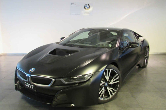 Bmw I8 2017 2p Protonic Frozen Black Edition