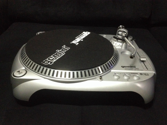 Toca Disco Gemini Tt 1100 Usb