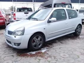 Renault Clio Sport 2004 Gris Clara