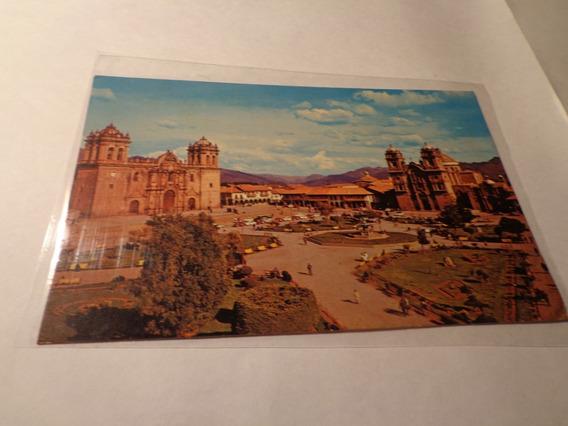 Cuzco/ Perú- Plaza De Armas