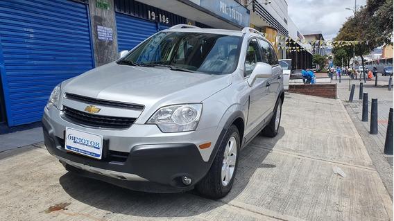 Chevrolet Captiva Sport 2,4 2015