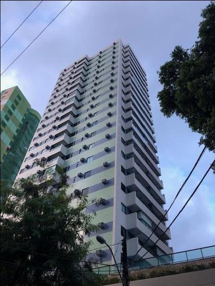 Apartamento Em Parnamirim, Recife/pe De 87m² 3 Quartos À Venda Por R$ 470.000,00 - Ap280645