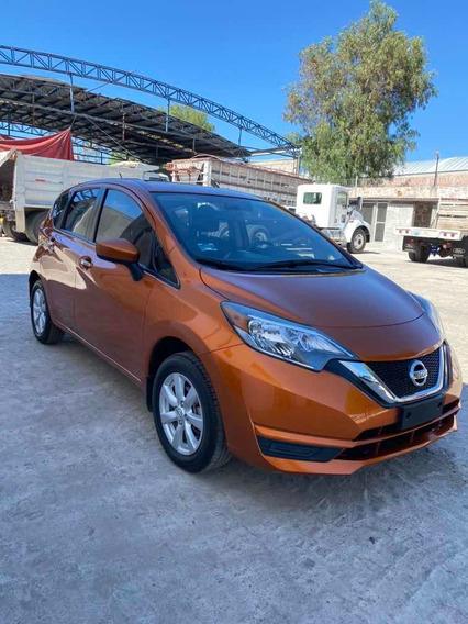 Nissan Note 1.6 Sense Mt 2018