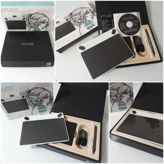 Mesa Digitalizadora Wacom Intuos Draw - Semi Nova, Usada 1x
