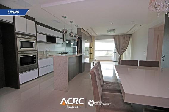 Acrc Imóveis - Apartamento Mobiliado Para Venda No Bairro Vila Nova - Ap03284 - 34854783