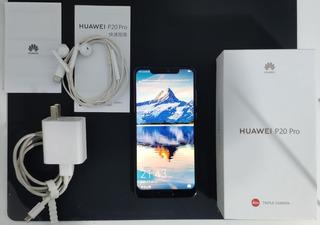 Smartphone Celular Huawei P20 Pro 64gb 6gb Ram - 3 Cam Leica