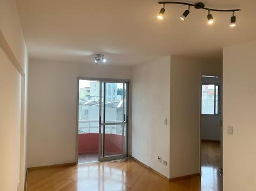 Apartamento Com 2 Dormitórios Para Alugar, 51 M² - Cambuci - São Paulo/sp - Ap0979