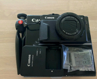 Canon Powershot G7 X Mark Ii Digital Camera W Wi-fi & Nfc,
