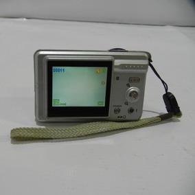 Câmera Pocket Digital Bluesky 8.0 Mpx Funcionando