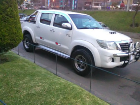 Toyota Hilux Turbo Intercooler 2013 Blanco