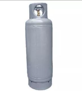Tanque-cilindro Para Gas Capacidad De 30kg Ingusa Color Gris