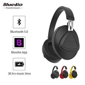 Headphone Bluetooth 5.0 - Bluedio Tm - Frete Grátis + Brinde