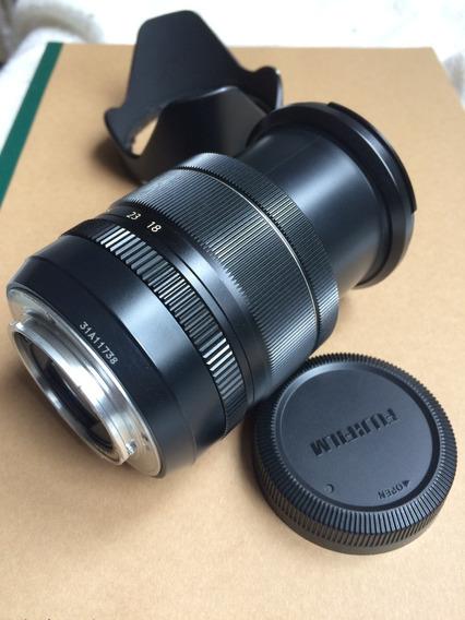 Objetiva Fujinon 18-55mm F/2.8-4 + Parassol Seminovos