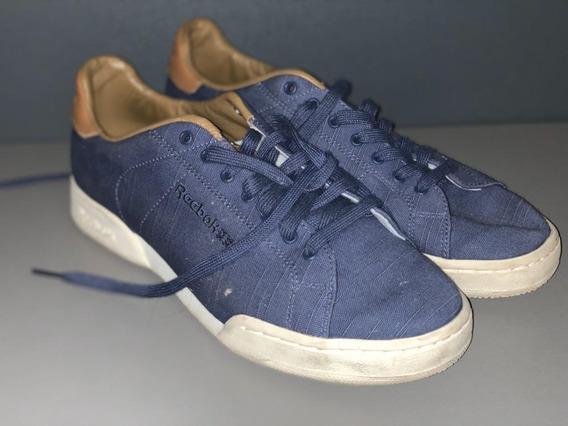 Tênis Reebok Classic Azul Tamanho 40