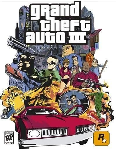 Grand Theft Auto Iii / Gta 3 Pc