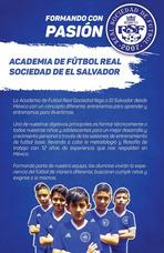 Escuela De Futbol Real Sociedad El Salvador - Pasion Por El
