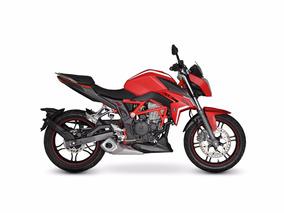 Nueva Moto Zanella Rz3 Naked Rz 3 0km Urquiza Motos Rojo