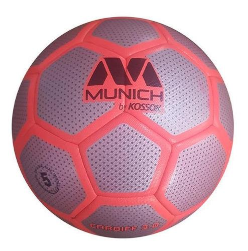Imagen 1 de 7 de Pelota Futbol Munich Cardiff 3.0 Profesional Termosellada