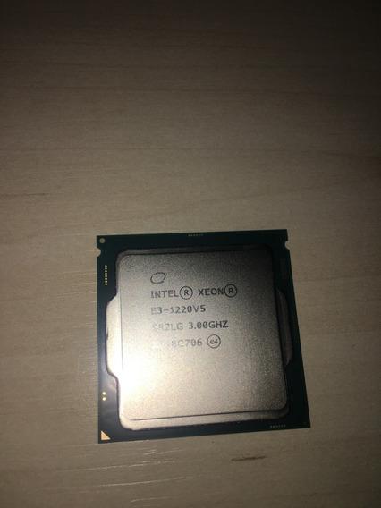 Processador Xeon E3-1220 V5 3.0ghz Sr2LG Dell T330 Pn.w5g6g