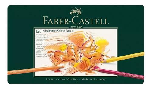 Colores Faber Castell Polychromos Policromos 120