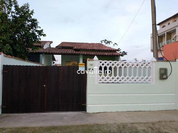 Casa Com 2 Dormitórios À Venda, 74 M² - Cordeirinho (ponta Negra) - Maricá/rj - Ca4312