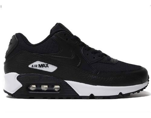 air max 90 negro y blanco