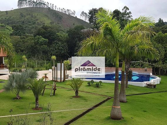 Chácara À Venda, 112000 M² Por R$ 1.300.000 - Santa Terezinha - São Luiz Do Paraitinga/sp - Ch0043