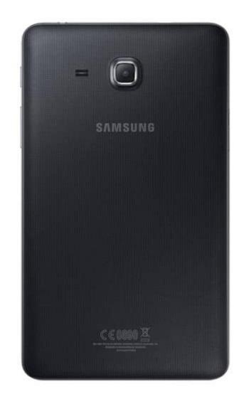 "Tablet Samsung Galaxy Tab A SM-T280 7"" 8GB black com memória RAM 1.5GB"