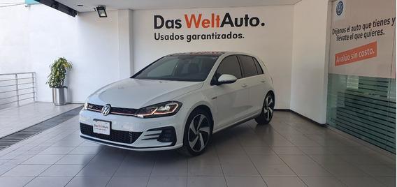 Volkswagen Gti 2.0 Tsi Dsg 2019-523 Ej