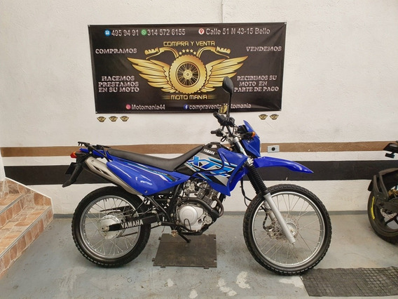Yamaha Xtz 125 Mod 2019 Al Día Traspaso Incluido