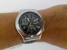 Relógio Swatch Irony V8 Crono 4 Jóias Original 12x Sem Juros