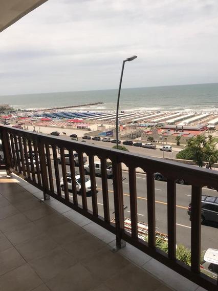 Departamento 3 Amb. Frente Al Mar Playa Grande