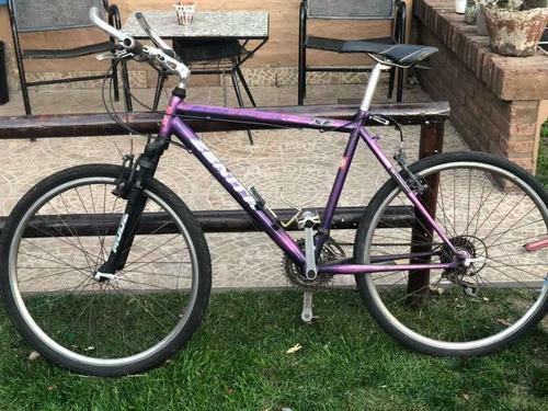 Bicicleta Zenith Xc