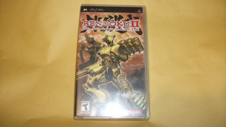 Rengoku Ii 2 The Stairway To Heaven H.e.a.v.e.n. Sony Psp