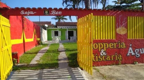 Comércio Com Moradia Em Itanhaém, Lado Praia - 5413/pg