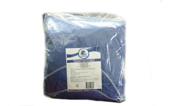 Bata Azul Quirurgica Desechable ( 10 Batas )