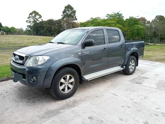 Toyota Hilux Dc 4×2 Sr A/a 2.7 2.7 Nafta