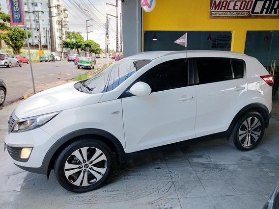 Kia Sportage 2.0 Lx Flex Aut. 2012 Branco